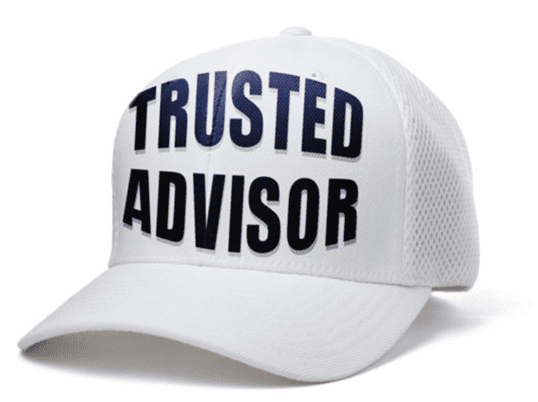 trusted hat